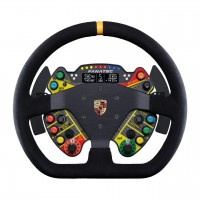 ClubSport Steering Wheel Porsche 911 GT3 R Suede