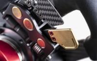 Optional F1-style Clutch