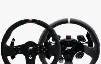 Interchangeable steering wheels