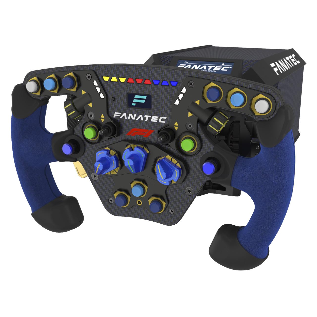 PC Steering- & Racing Wheels for Sim Racers | Fanatec