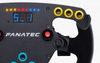 Fanatec peripherals fully supported.