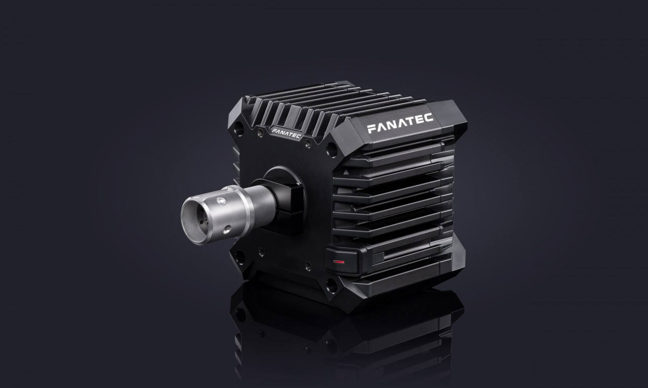 含預購品 Fanatec CSL DD & 方向盤 踏板.賽車遊戲組
