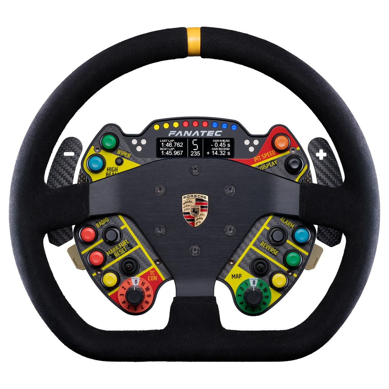 Fanatec PODIUM Steering Wheel SimRacing